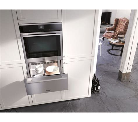 buy miele esw6129 warming drawer stainless steel free