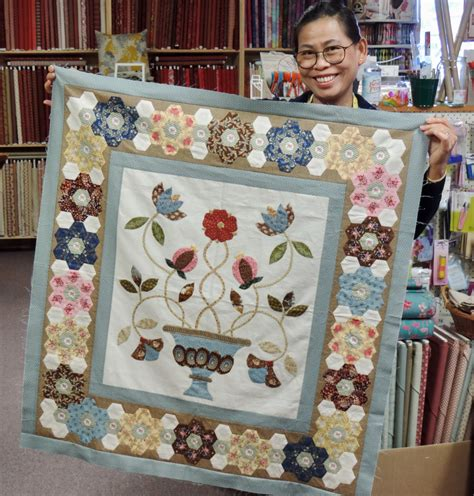 Patchwork Plus Miranda - hadjimichael s lovely work at patchwork plus