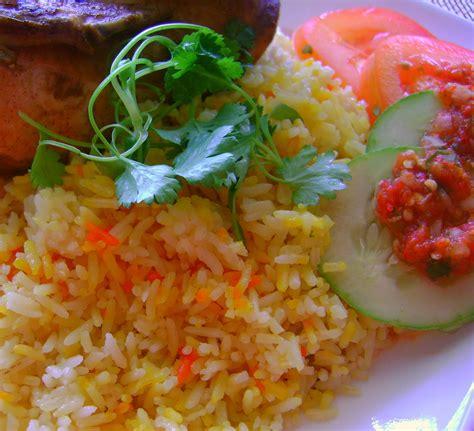 coretan  dapur nasi arab  nasi mandhi