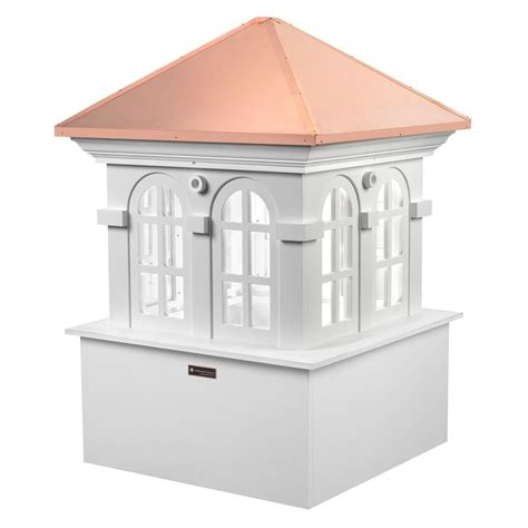 Vinyl Cupola by Directions Smithsonian Chesapeake 26 In X 36 In