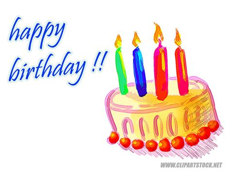 happy birthday clipart birthday clipart stock weblog