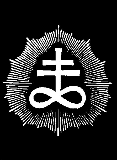 leviathan cross tattoo the alchemical symbol for sulfur as it appears in the
