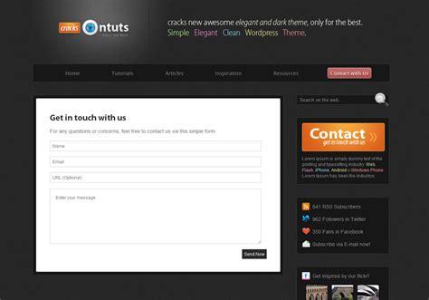 themes wordpress crack cracks wordpress community theme by adrianmg themeforest