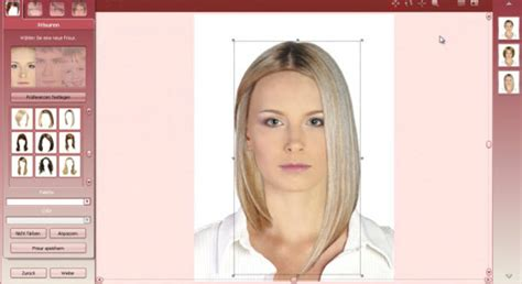 digital hairstyles on upload pictures virtual hairstudio download