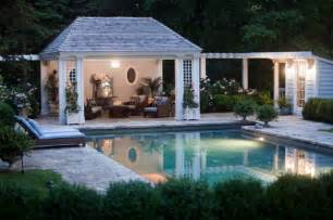 Pool House by Greenwich Pool House