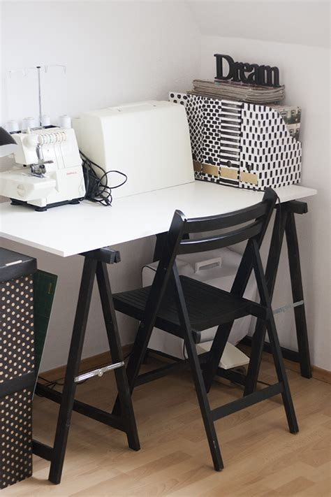 Diy Sewing Table Pictures To Pin On Pinterest Pinsdaddy Diy Sewing Desk
