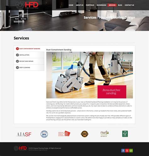 custom wordpress theme design san francisco hayasa