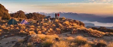 Light And Landscape - dawn at mt titiroa fiordland new zealand new zealand photography