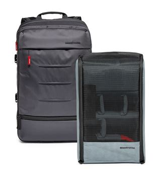 manfrotto has a new camera bag collection for city