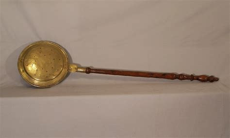 antique bed warmer 8007 early american brass bed warmer c 1780 for sale antiques com classifieds