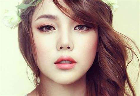 tutorial makeup korea 2016 korean makeup tutorial natural look 2016 mugeek vidalondon