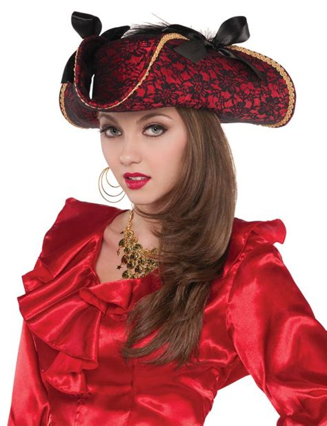 womens pirate hat
