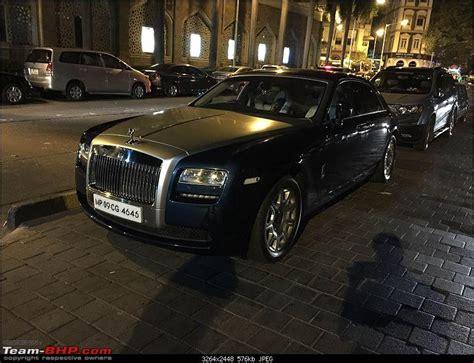 Rolls Royce Ghost Forum Rolls Royce Ghost In Mumbai Page 14 Team Bhp