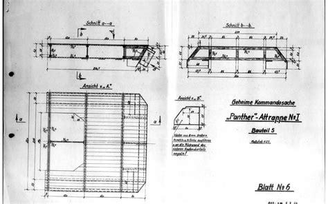 decoy tanks panther  german version carpenters