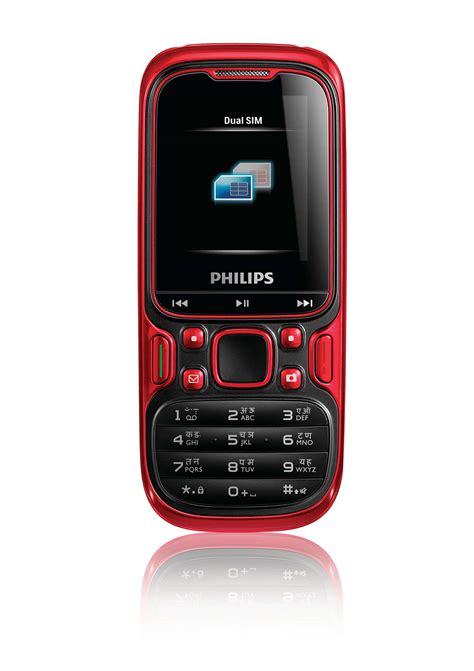 philips mobile phones mobile phone cte122red 00 philips