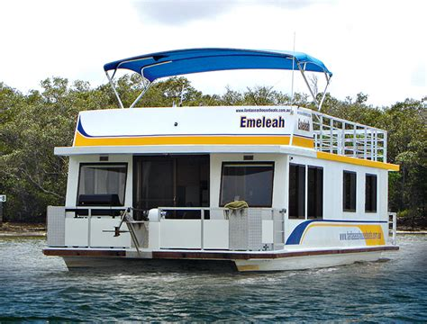 houseboat queensland fantaseas houseboat holidays gold coast queensland
