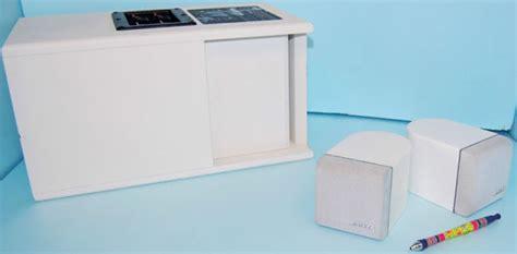 rewind audio bose acoustimass  iii cube speaker system