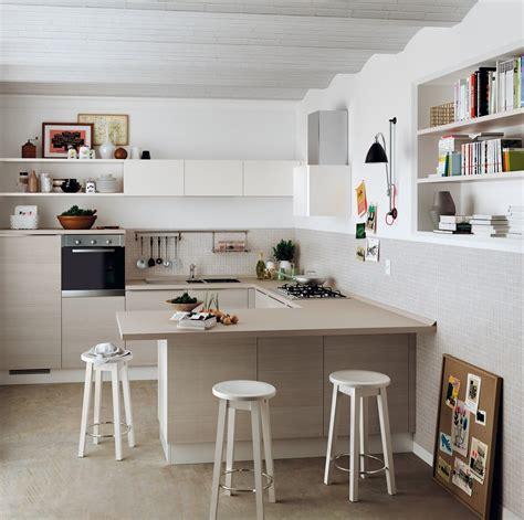 cucine sottotetto organizzare al meglio lo spazio cucina nel sottotetto