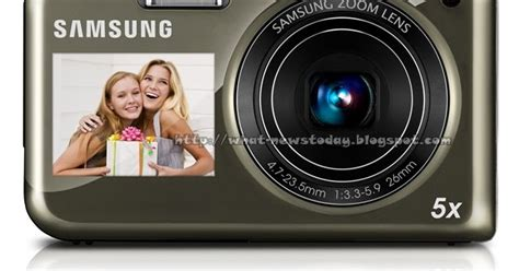 Kamera Digital Samsung Dual View harga kamera digital samsung pl170 dual lcd