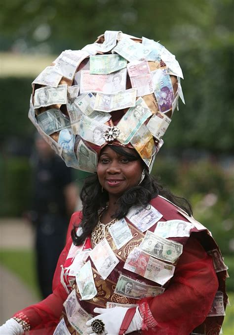 royal ascot hats hats off to them 10 bizarre bonnets that turned heads at