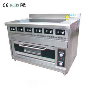 Commercial Cooktops Commercial Induction Cooking Range With Oven