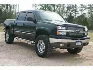 sell used 2005 chevy silverado 1500 4x4 lt 3 inch lift
