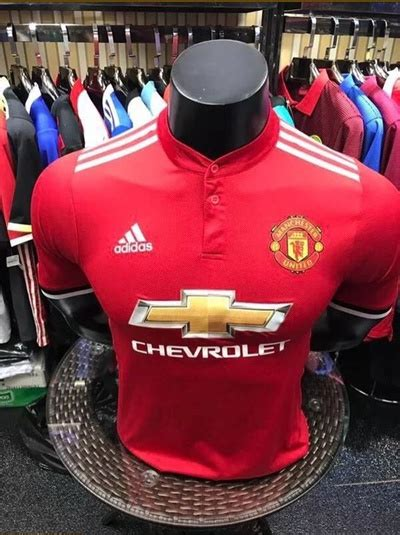 Jersey Bola Sriwijaya Fc Home Official 17 18 Liga 1 Jersey Manchester United Home 2017 2018 Jersey Bola