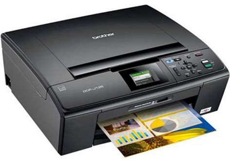 resetter brother dcp j125 brother dcp j125 printer driver download printers driver