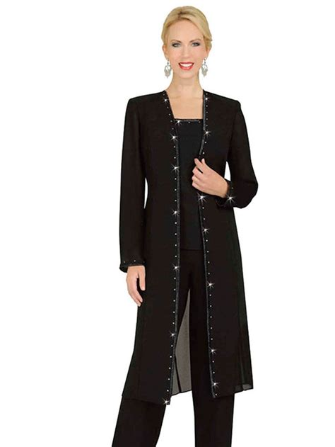 Evening Pant Suits For Women Over 50 | dressy pant suits for women over 50 short hairstyle 2013