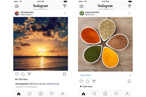 jov design instagram instagram neues design f 252 r beitr 228 ge und werbeanzeigen