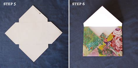 How To Make An Envelope From Scrapbook Paper - diy watercolor will you be my bridesmaid cards