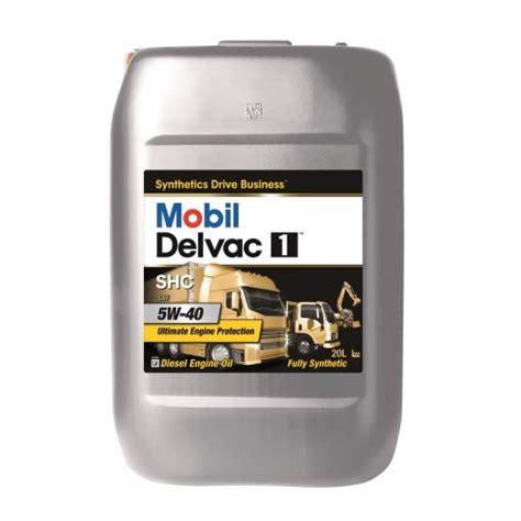 mobil 1 prezzo mobil delvac 1 shc 5w 40 miglior prezzo compra on line