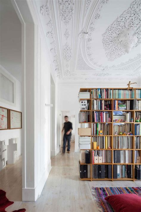 Lisbon Appartment by Xix Century Lisbon Apartment By Architects