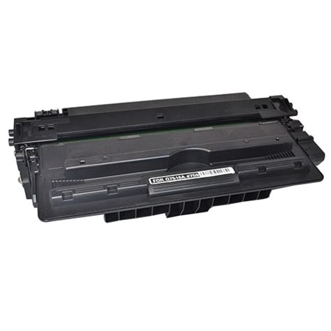Toner Laserjet 16a remanufactured hp q7516a 16a black laser toner cartridge