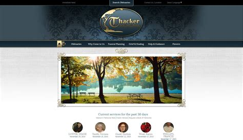 20 stand out funeral home website designs from 2015 that