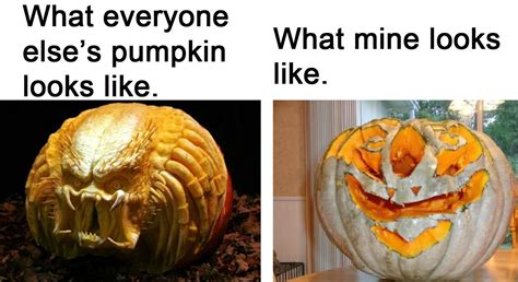 Meme Pumpkin Carving - why i hate pumpkin carving weknowmemes