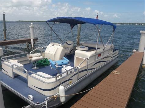2005 sweetwater pontoon 2005 godfrey marine sweetwater 2222df key largo florida