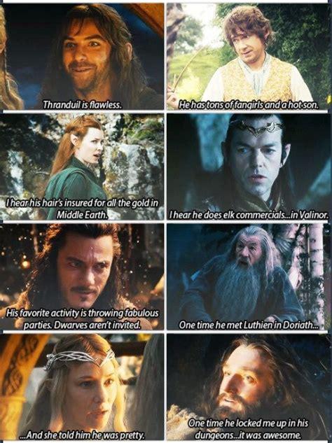 The Hobbit Memes - thranduil how do i even begin to describe thranduil