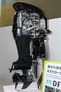 Suzuki Boat Engines File Suzuki Df140a Outboard Motor Rear Right 2013 Tokyo