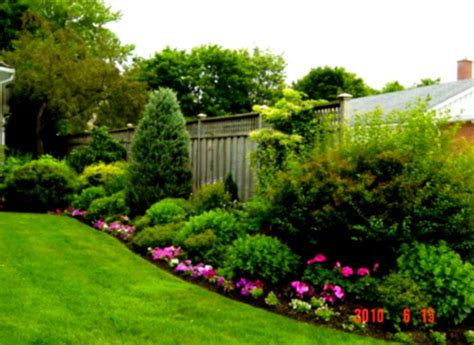 Landscaping Ideas For Front Yard Decodir Simple Garden Backyard Flower Garden Ideas