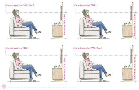 distancia tv sofa tamanho ideal tv s dist 226 ncia tv pinterest