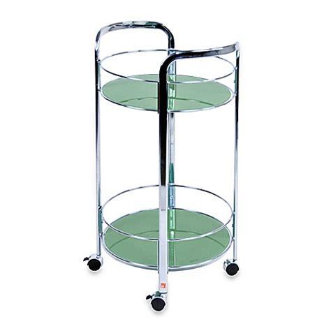 bed bath and beyond cart versa rolling glass bath cart bed bath beyond