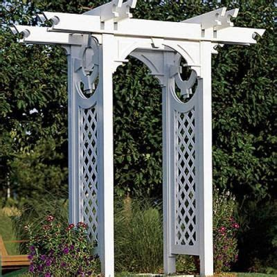 wood trellis plans free woodproject outside arbor designs victorian garden arbor plans