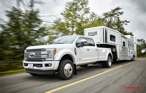 2017 Ford Super Duty: Aluminum Body and More Capability