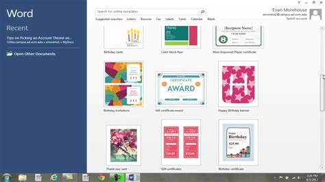 background themes for microsoft word tips for picking an account theme background ms office