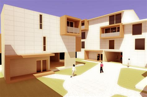 housing design concept modern collective housing design concept architecture arch student com