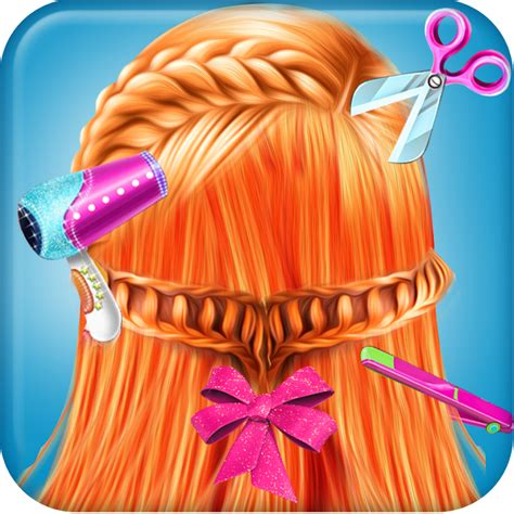 stylish hairstyles games fairy fashion braided hairstyles games for girls android