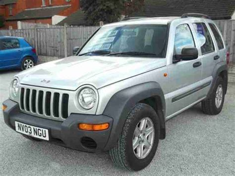 car owners manuals for sale 2003 jeep grand cherokee electronic toll collection jeep cherokee sport crd 2003 diesel manual in silver car for sale