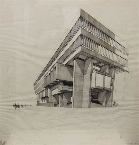 architecture drawing friends of boston city 187 architectural drawings