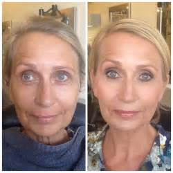 before and after make up eelan m